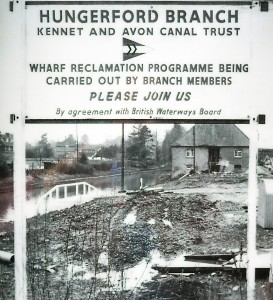 Hungerford Wharf in 1974 (a) web