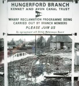 Hungerford Wharf in 1974 (a) web