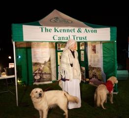 Kennet & Avon Canal Trust tent (web)